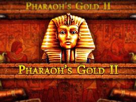 logo Pharaoh's Gold II