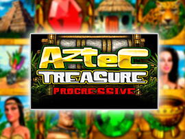 logo Aztec Treasure 2D