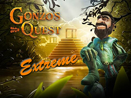 logo Gonzo's Quest Extreme